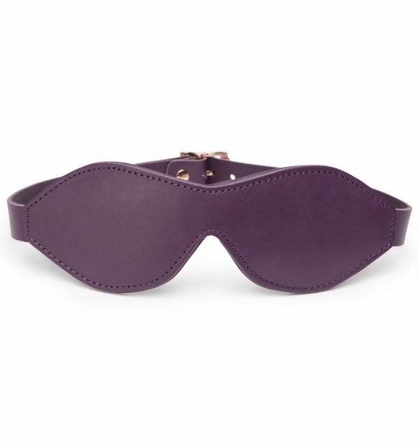 Fifty Shades Freed - Cherished Collection Leather Blindfold