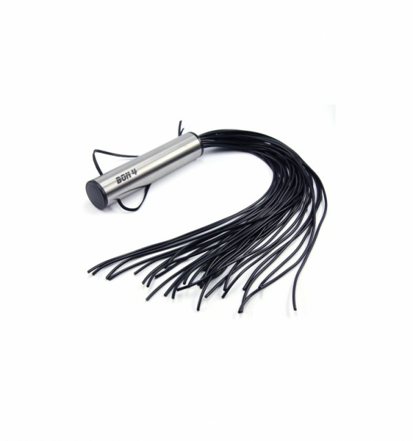 Bon4 - PVC Leather Flogger