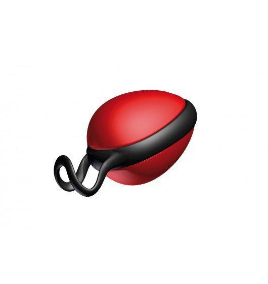 JoyDivision Joyballs Secret Single - Kulki gejszy  (kulki pojedyncze, czerwień/czerń)