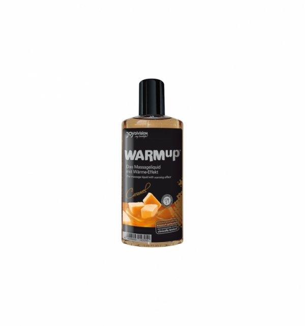 Żel do masażu WARMup Caramel 150 ml