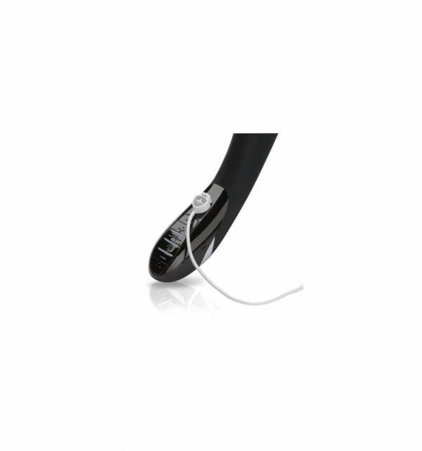 Wibrator z funkcją elektrostymulacji Mystim Electric Eric - czarny