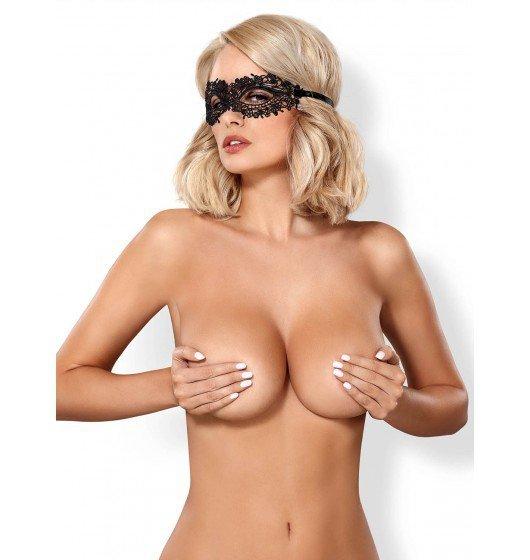 Obsessive A710 maska (czarny)