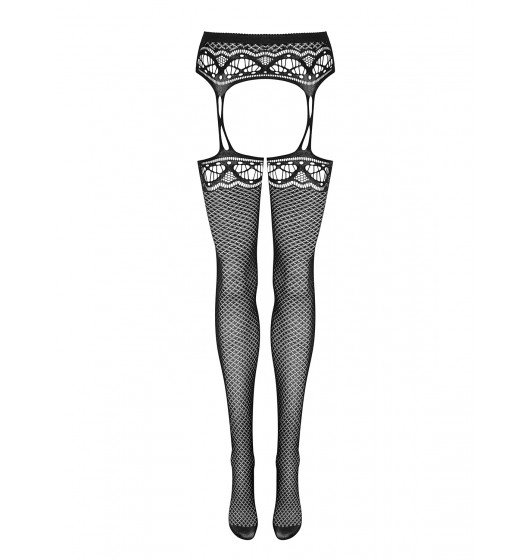 Garter stockings S226 S/M/L