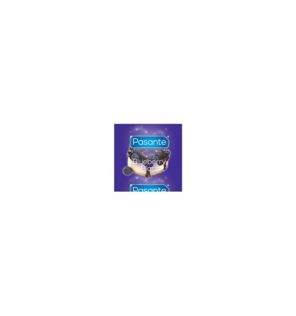 Pasante Blueberry Blast Bulk (144 szt.)