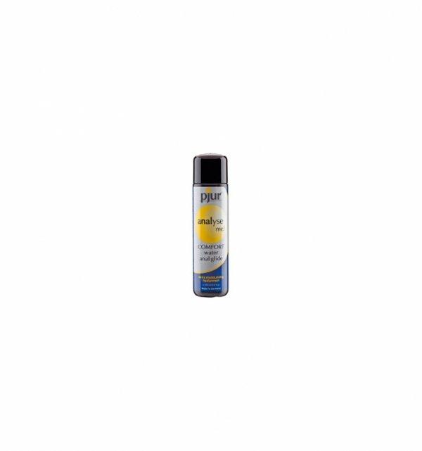 pjur Analyse Me! comfort water anal glide 100 ml - lubrykant analny na bazie wody