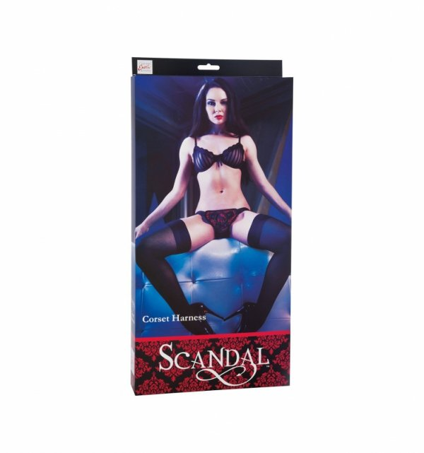 SCANDAL CORSET HARNESS