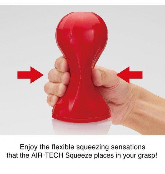 Masturbator Tenga Air-Tech Squeeze Strong - kubek próżniowy - masturbator oralny
