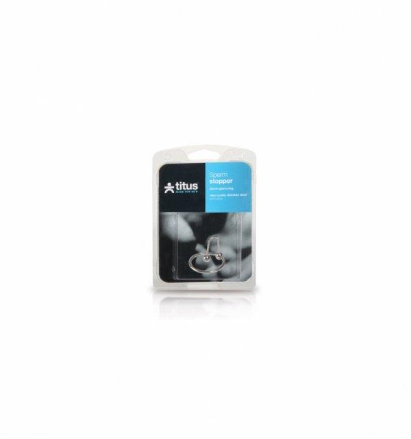 Titus Range Sperm Stopper 32mm - pierścień na penisa