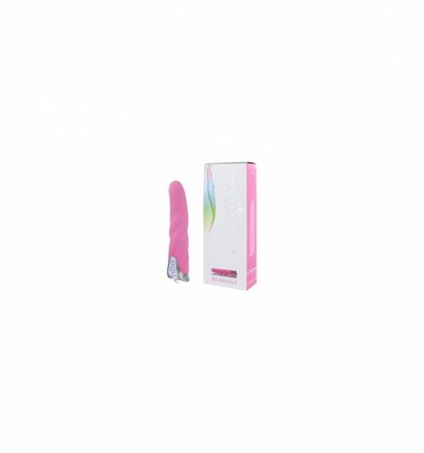 Wibrator Vibe Therapy - Meridian różowy