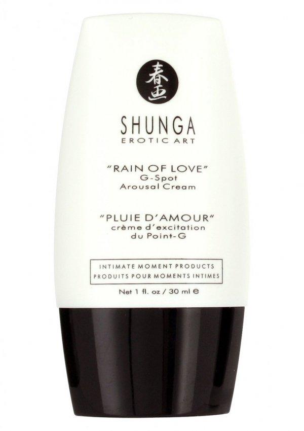 Shunga Naughty Kit - zestaw kosmetyków erotycznych (krem Secret Garden + Toko Aqua + krem Rain of Love + krem Dragon Virility)