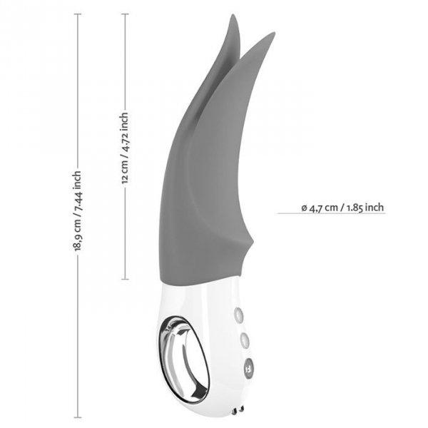 FUN FACTORY VOLTA - Wibrator Ekskluzywny (turkusowy)