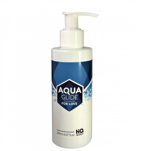 AquaGlide for Love 150 ml - lubrykant premium na bazie wody