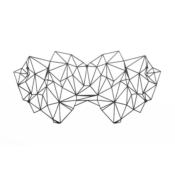 Bijoux Indiscrets - sex maska Kristine
