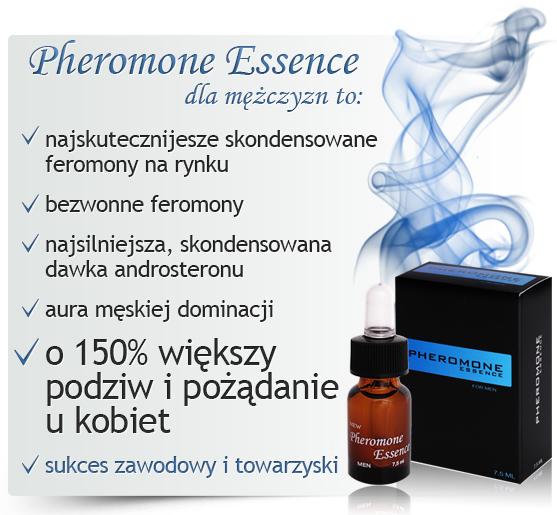 Feromony Pheromone Essence męskie