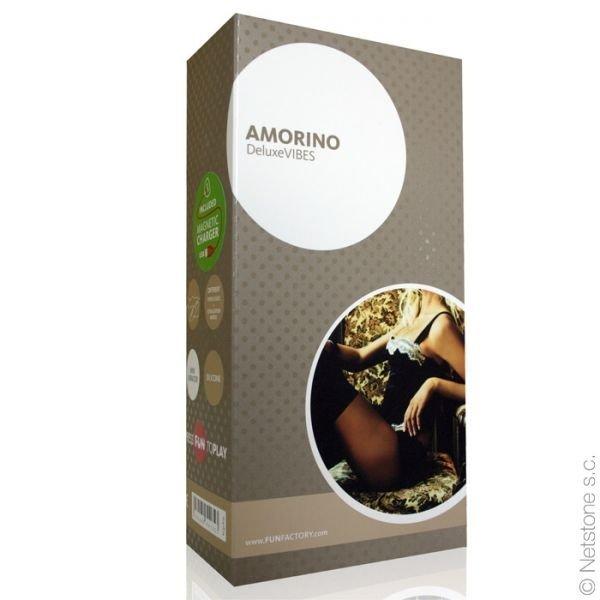 FUN FACTORY Amorino Mini Wibrator (różowy)