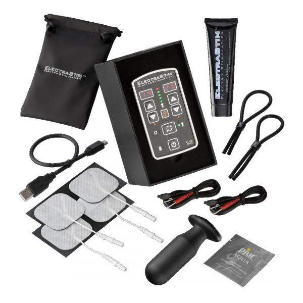 ElectraStim Flick Duo EM-80-M - zestaw do elektrostymulacji