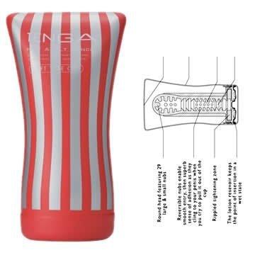 Masturbator Tenga Soft Tube Cup (Miękka Tuba) - masturbator męski