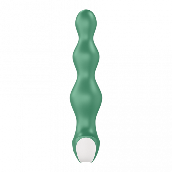 Satisfyer Lolli Plug 2 - wibrujący korek analny (zielony)