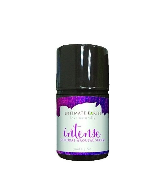 Intimate Earth - Intense Clitoral Gel 30 ml - żel zwiększający wrażliwość łechtaczki