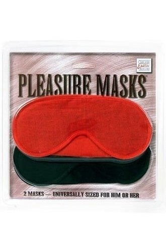 Maski na oczy - Pleasure Masks 2szt