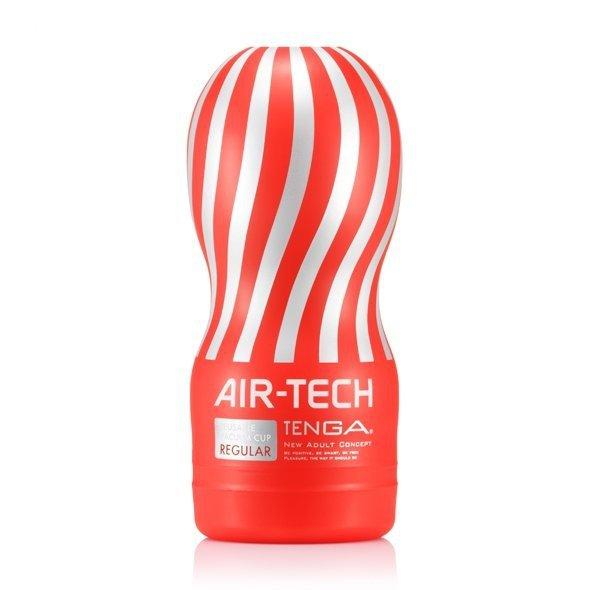 Masturbator Tenga Air-Tech Regular - kubek próżniowy wielokrotnego użytku - masturbator męski