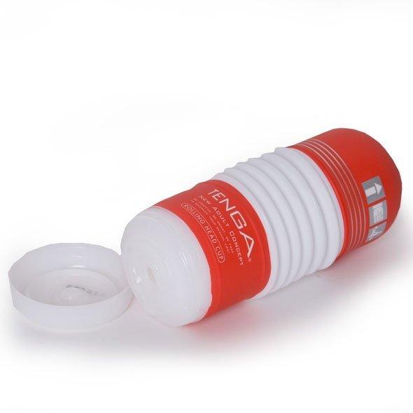 Masturbator Tenga Rolling Head Cup (Zawrót Głowy) - masturbator męski