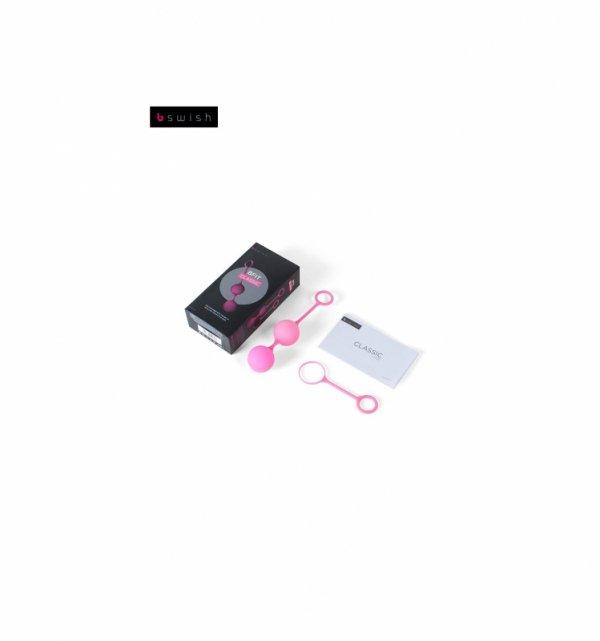 Kulki gejszy B Swish - Bfit Classic, różowe