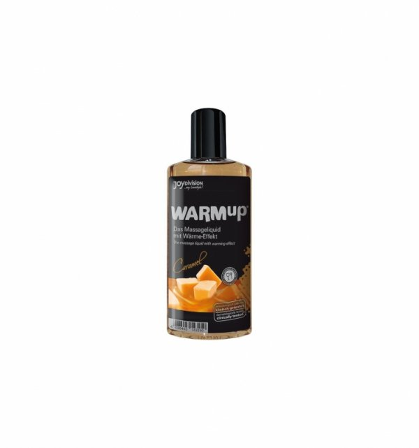Żel do masażu WARMup Caramel 150 ml