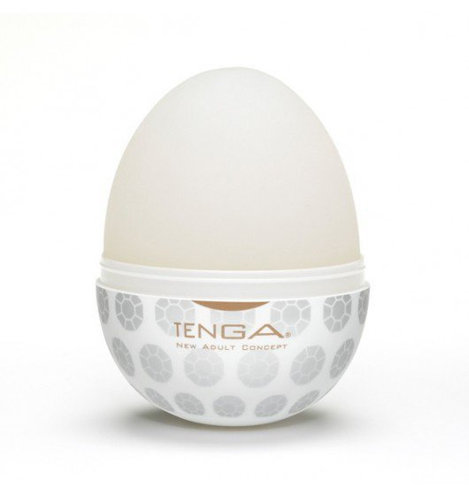 Masturbator Tenga - Hard Boiled Egg - Crater