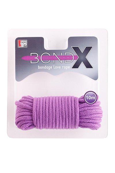 Bondx Love Rope - 10M Purple