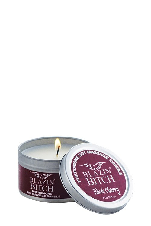 Soy Massage Candle Blazinbitch