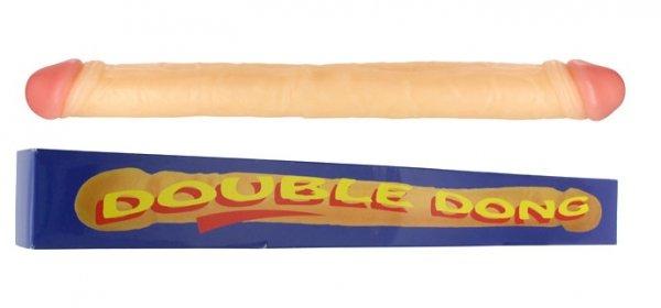 Double Dong Non Vibrating Flesh