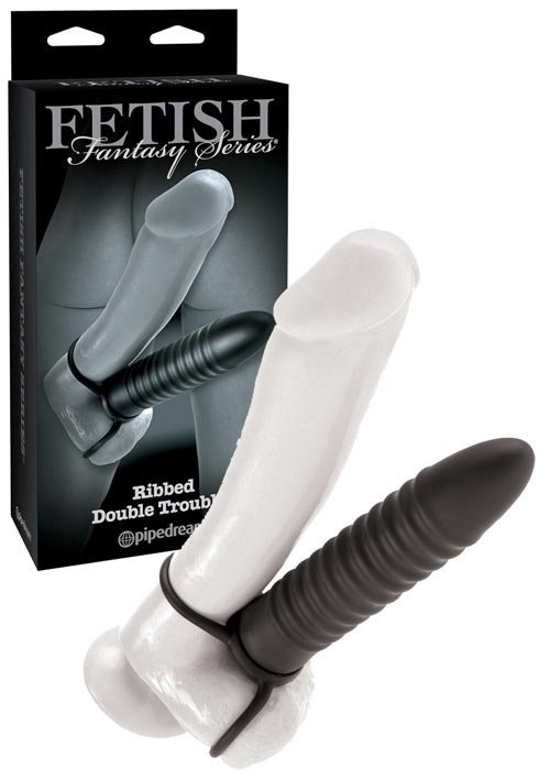 Ffle Ribbed Double Trouble