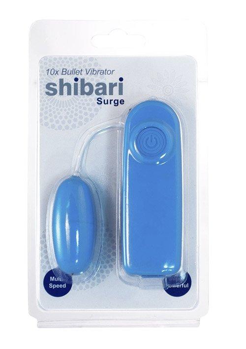 Surge Bullet Vibrator Blue