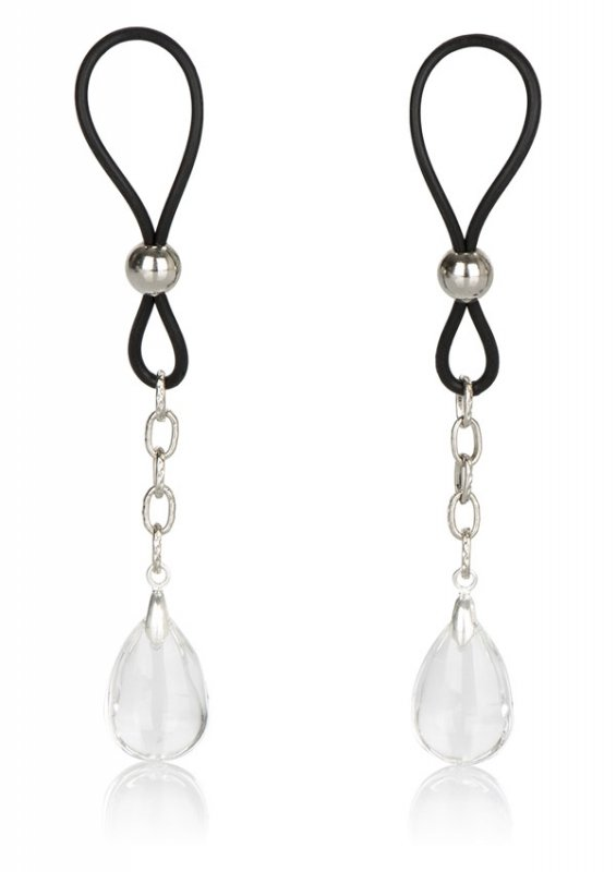 Nonpiercing Nipple Jewelry Crystal