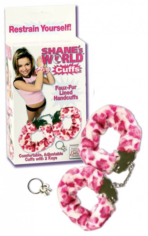 Shane`s World Cuffs