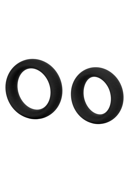 Colt Silicone Super Rings Black