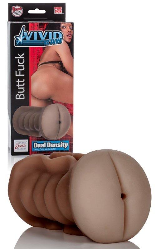 Vivid Raw Butt Fuck Black
