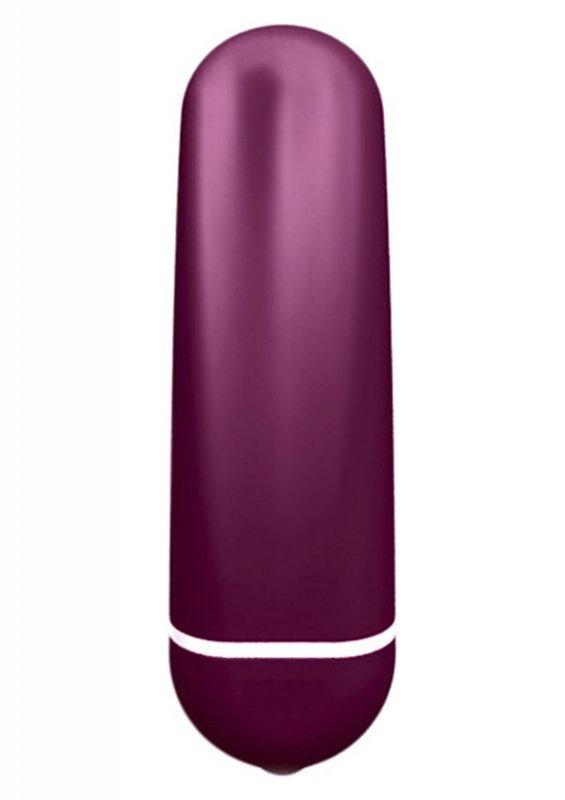 Intro 1 Mini Travel Vibrator Purple
