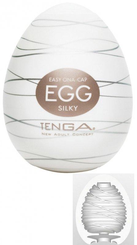 Tenga Egg Silky (X6)