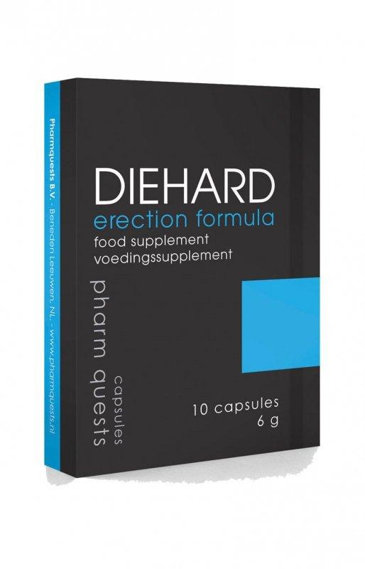 Diehard 10 caps
