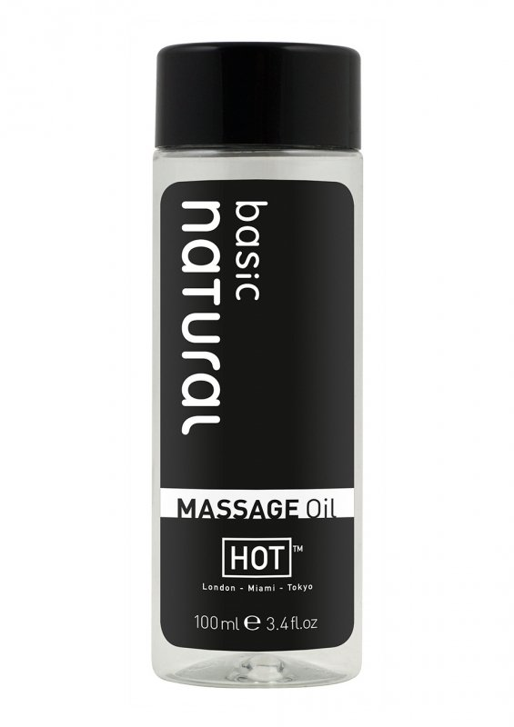 Hot Massageoil Natural 100 ml