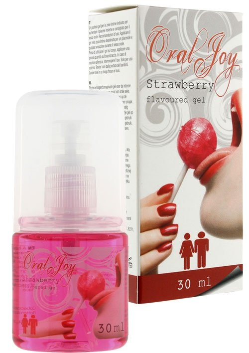 Oral Joy New Strawberry