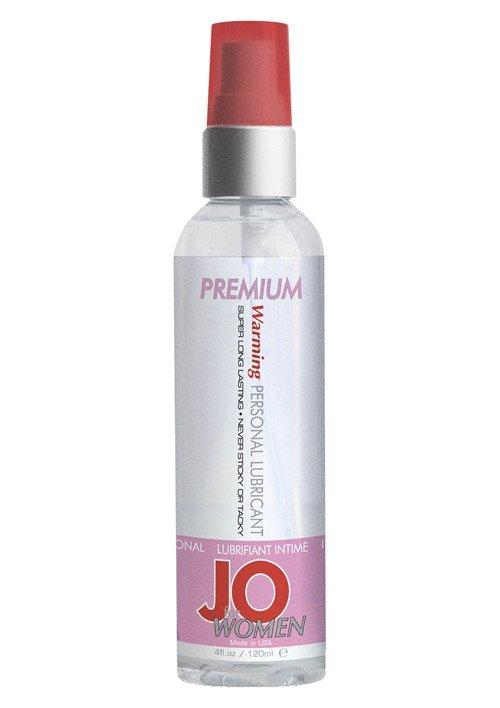 Jo For Women Premiumlube Warm 120ml