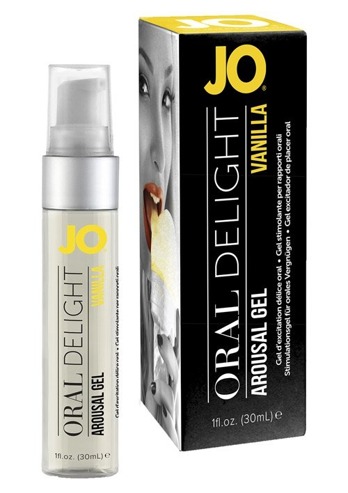 Jo Oral Delight Vanilla 30 ml