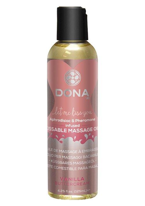 Massage Oil Vanilla 120 ml