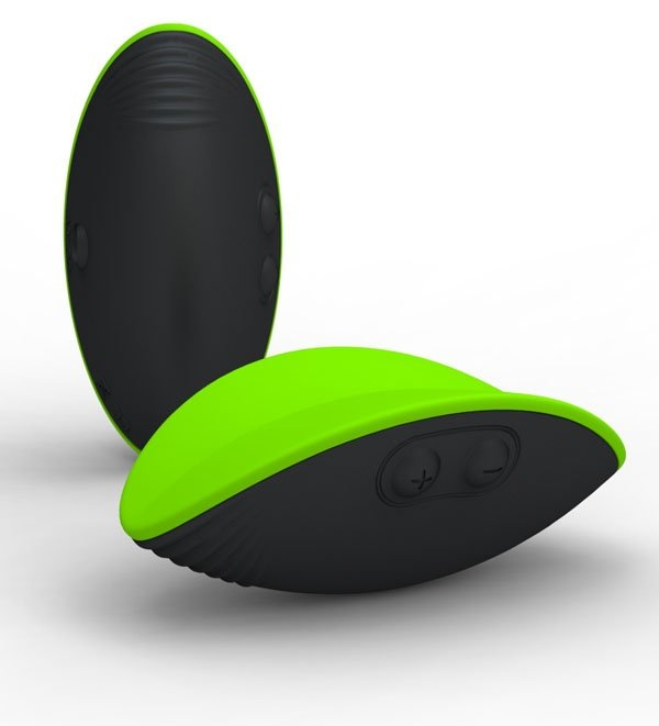Massager and the controller green