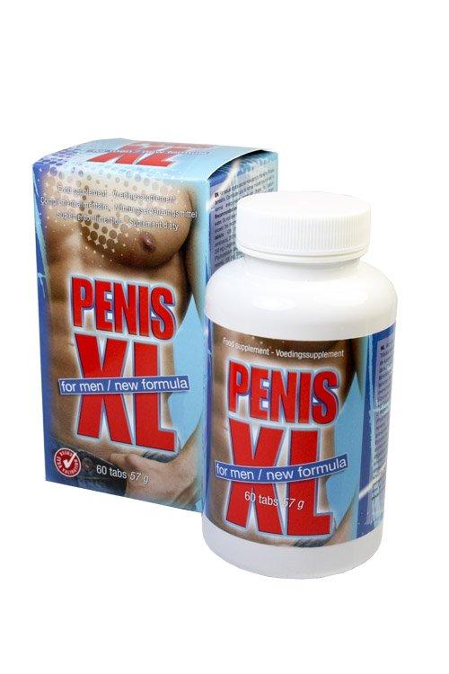 Penis Xl  for Men 60 Caps -C