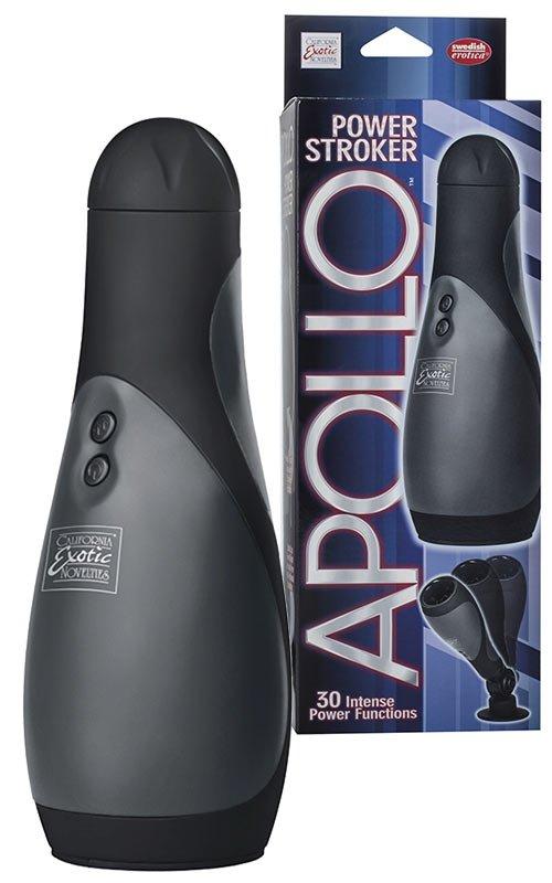Apollo Power Stroker - Black