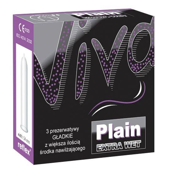 Viva Plain 3-naturalne  (1op x 3 szt.)